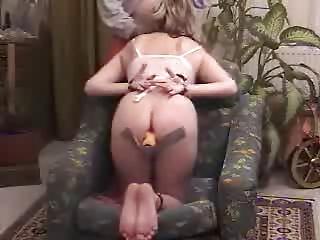 Homemade anal