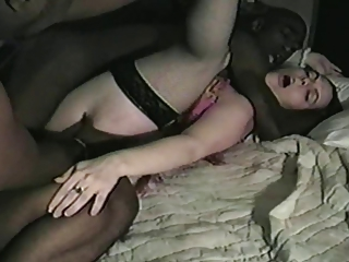 Vintage BBC Threesome