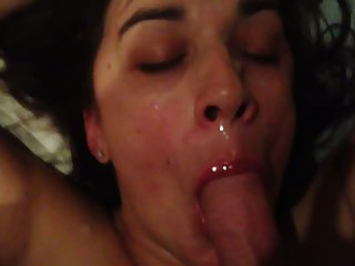 face fucked wife