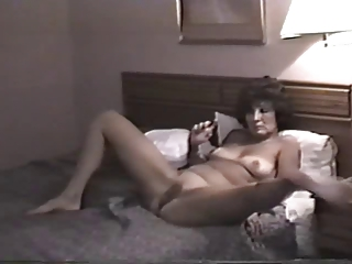 Mature wife assfucked by black in a hotel room
