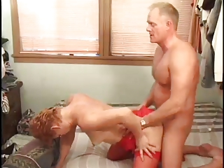 Mature Gets Oral And Then Fucked