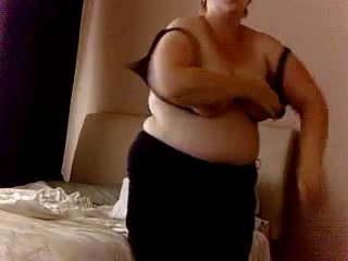 Fat Wife Stripping