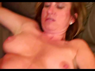Hot Hairy Milf Sabrina Ann Gets Her Big Lipped Twat Fucked