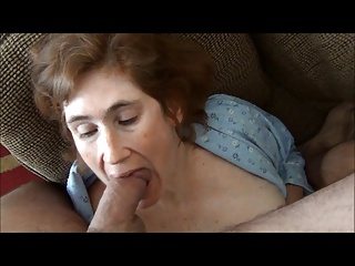 Jonna gets more cum on her face