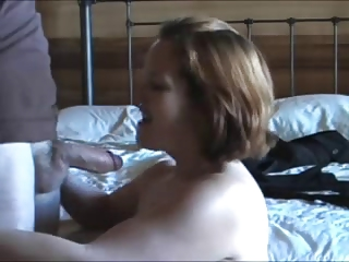 Mommy Annabel Catches Him Sniffing Her Panties