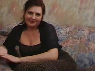 Casting Olga (50 years old)