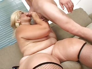 Fat BBW Mature Ladies and youthful guys