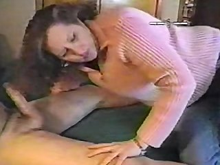 Italian Wife Doing Oral Cum Shot