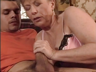 HOT MOM n145 brown-haired mature milf and a youthful man