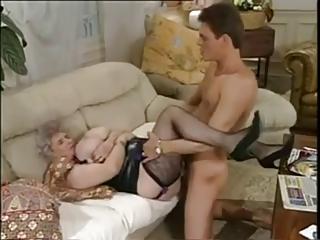 german mature big boobs
