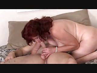 Nice Granny R204