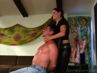 Goldie Blair knockers Smother added to dam up
