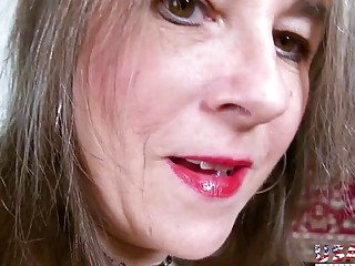 USAwives Milf Marie gradual Pussy bauble maltreatment