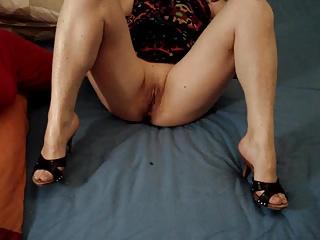 Mi mujer masturbandose