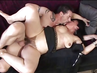 Hairy granny get fucked (compilation)