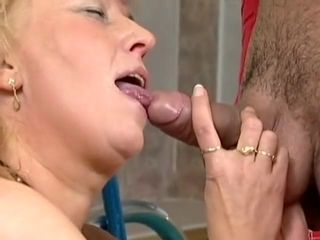 Oma - Mein Sperma