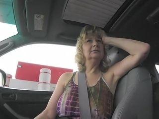 Bitchy aged grandmother takes youthfull stiffy point of view motel poke