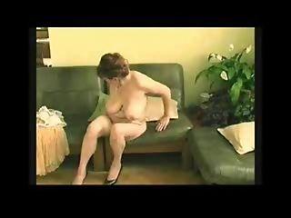 Enjoy my mature wife masturbating Amateur older