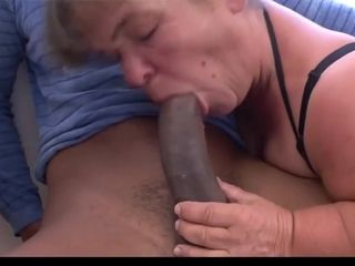 Extraordinary petite mature first-ever bbc