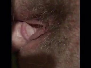 BBW squirting added to creampie