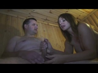 CarlyG gettwith regard tog some wettish cum with regard to sauna