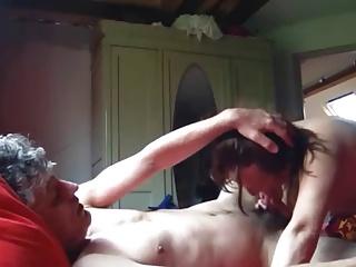 MATURE COUPLE FUCK UNTILL ORGASM