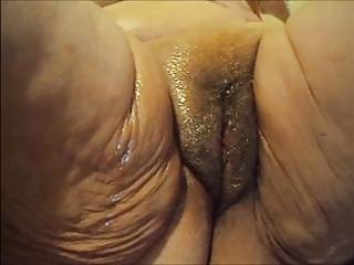 Eros & Music - BBW Linda Oil Pussy