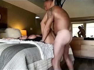 Insane platinum-blonde cougar inhales and smashes Your beef whistle point of view