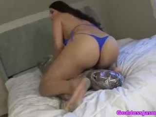 Mummified Face Farting With Jasmine Mendez