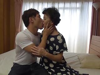 Kimiko Isogai 64-year-old japanese granny