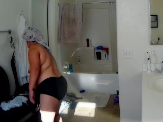 Put up the shutters seal Cam 3 - Ambridge fro Shower together with Fucked - despotic Voyeur