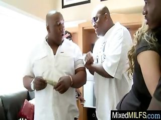Hungry For Huge Black Cock Milf Sucks And Fucks movie-17
