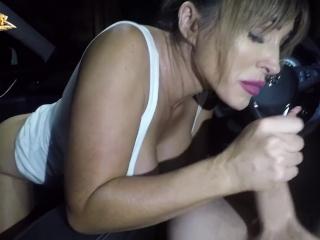 Street prostitute van Quickie