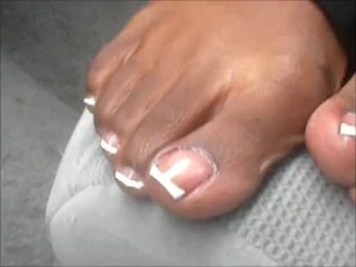 Kellie French Pedicure