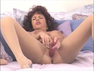 White-hot Pantyhose enactment length of existence 01