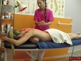 Sizzling honey mummy enjoy making and orgasm