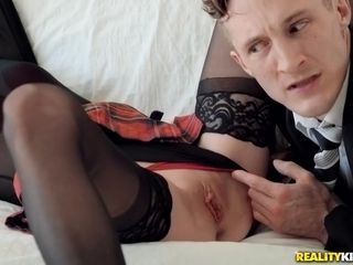 Insane Housewife Cheats On With fabulous stud