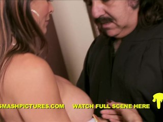 MONIQUE FUENTES upper case mamma brown MILF FUCKS RON JEREMY