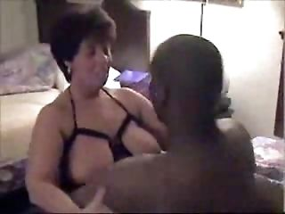 Mature wife abused by black cock
