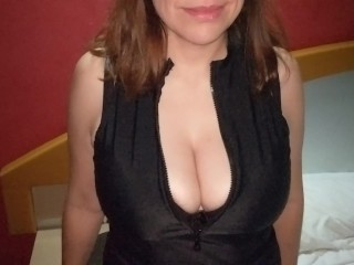 This half-top is too cock-squeezing. Let me do something about it