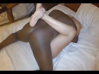 Black Seed in Slut Wife Vagina.