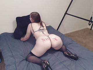 phat white booty