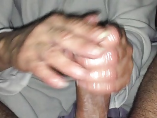 Massage wife and Cum