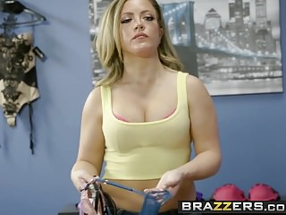 Brassierezzers - Real wifey Stories - If The brassiere Fits boink It vignette