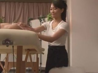 Hottest tyro Handjobs, kneading mature chapter