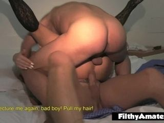 Supreme cougar model nymphomaniac in real hook-up with double penetration and buttfuck