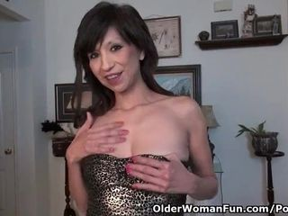 American milf Sahara lets us gain in value the brush permanent nipples increased by with respect to