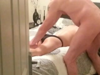 Chinese Wife's British Husband Let's Friend Massage And Fuck Her 1