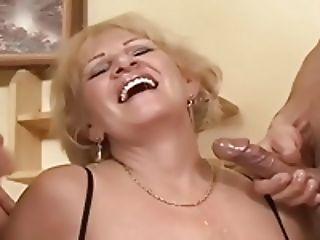 Grannies Having Fun