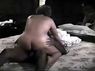husband films his older wife fucked very hard